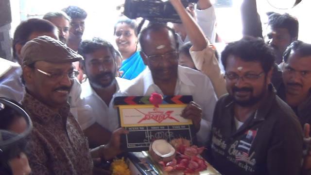 Tamil filmmaker
