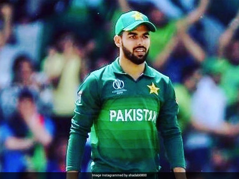Shadab Khan, Haider Ali And Haris Rauf Positive For Coronavirus, Confirms Pakistan Cricket Board