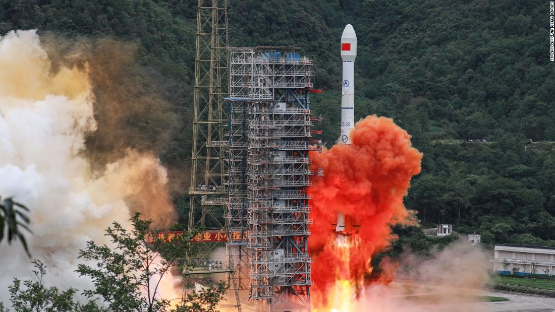 China completes navigation network Beidou