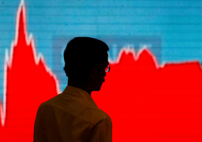 Nifty, Sensex adrift as gains in defensives even out dour IMF outlook
