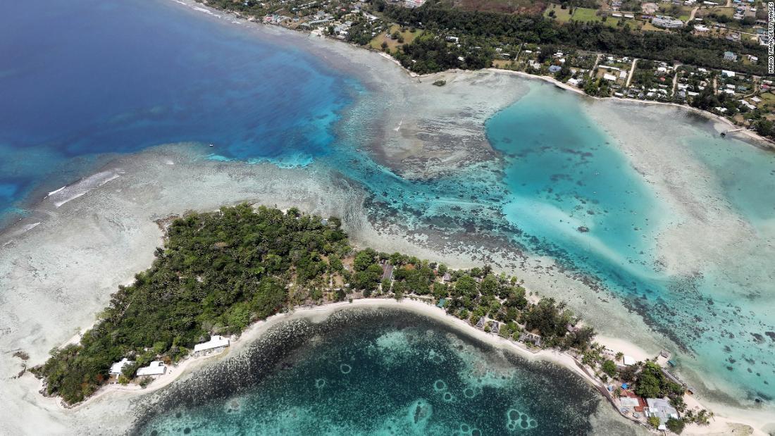 ¿Una burbuja de viaje de la Isla del Pacífico le dará a Australia una ventaja en su rivalidad con China?