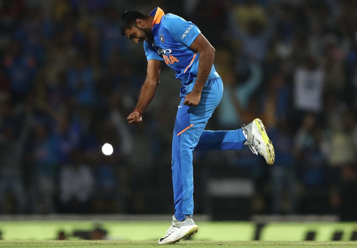 """Vijay Shankar recuerda el debut en la Copa Mundial: """"El abuso de los fanáticos fue mi primera experiencia en un juego de Indo-Pak"""""""
