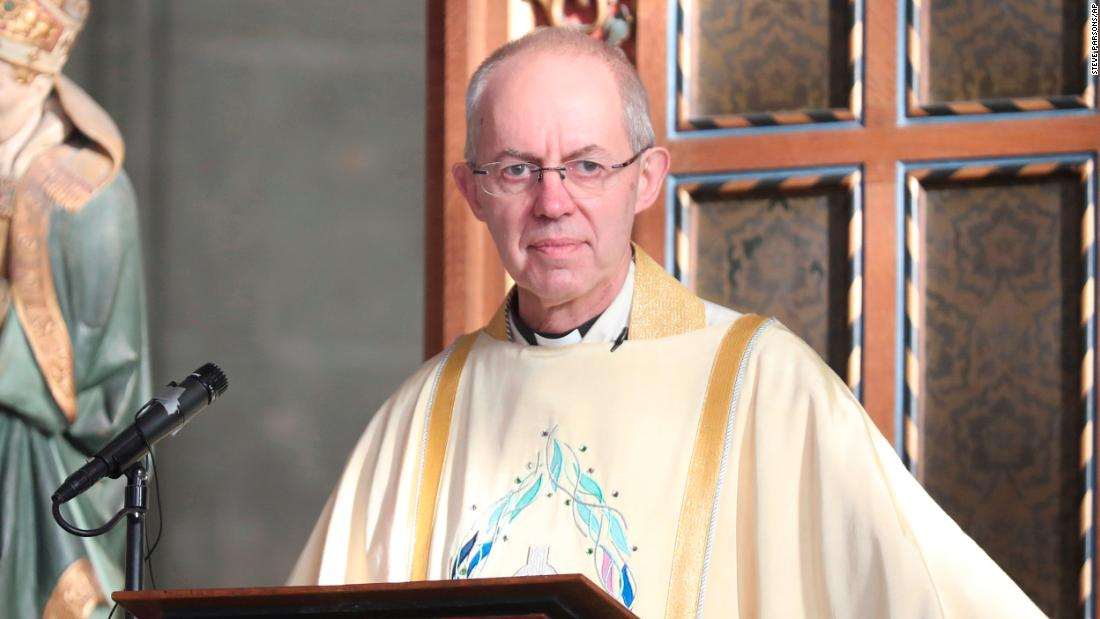 Archbishop of Canterbury Justin Welby has said the Anglican Church should reconsider its portrayal of Jesus as a White man.