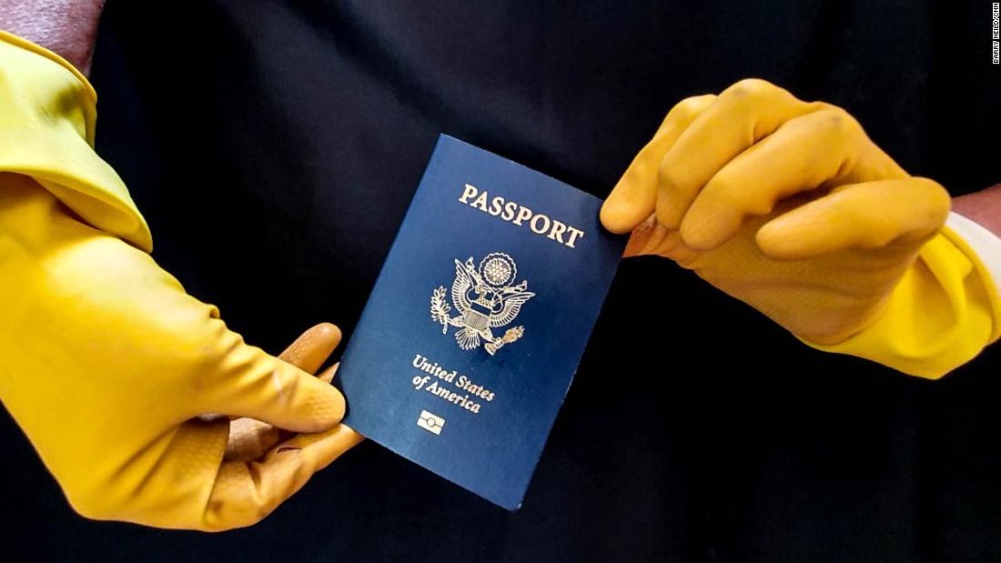 Ciudadanos estadounidenses que anhelan viajes internacionales: ¿serán bienvenidos?