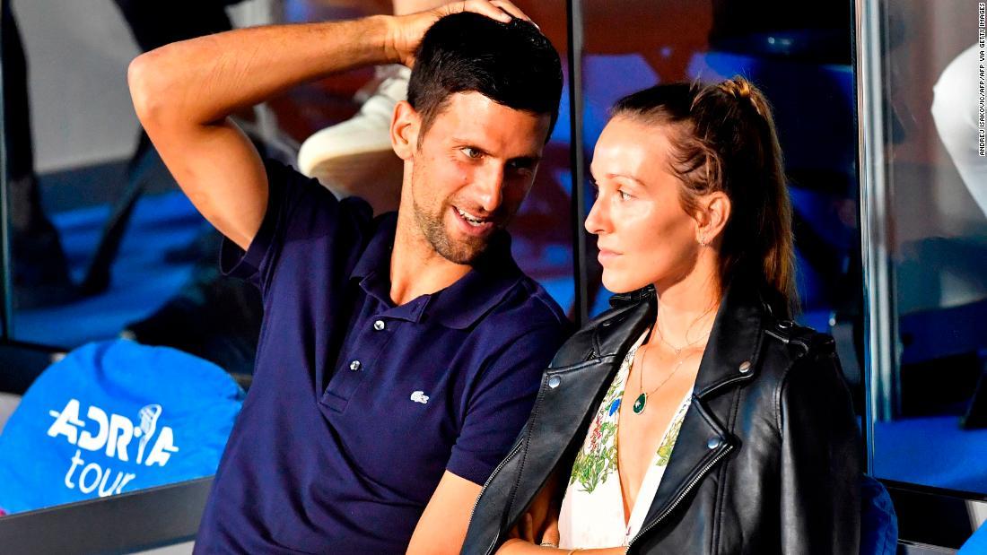 Novak Djokovic: una semana para olvidar para el número 1 del mundo después del fiasco de tenis de exhibición