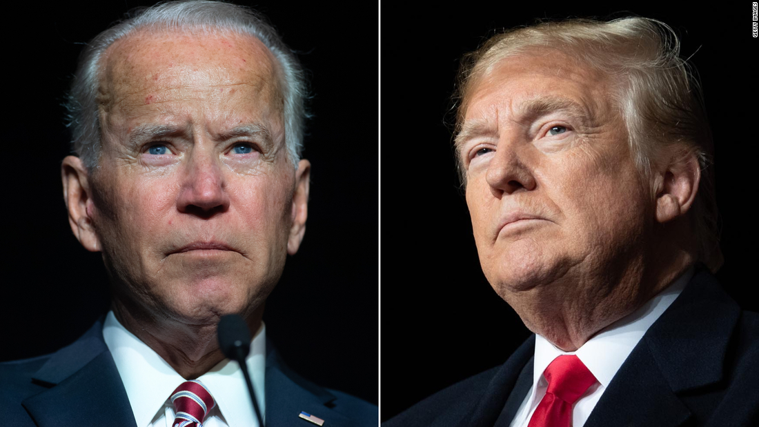 This is Joe Biden's best path to win in 2020