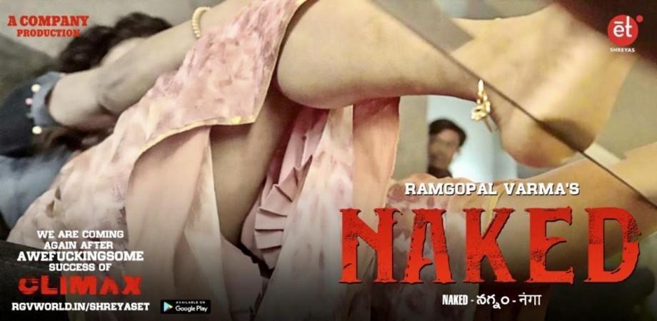 Shree Rapaka en Nanga Nagnam desnuda de Ram Gopal Varma