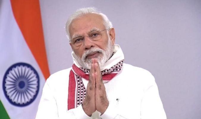 Primer ministro Narendra Modi