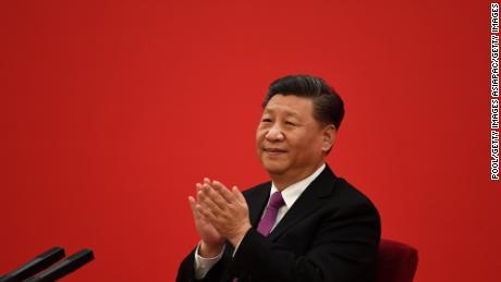 El presidente chino, Xi Jinping, visto durante una reunión en diciembre de 2019. Xi ha avanzado una política cada vez más nacionalista como líder de China.