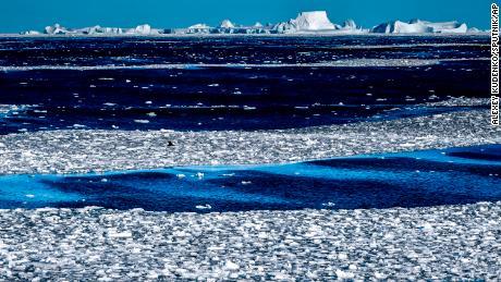 Los científicos han registrado la primera ola de calor en esta parte de la Antártida