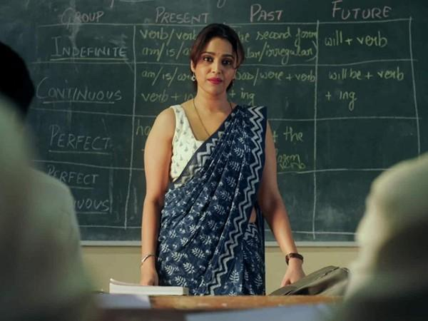 Swara Bhaskar en Rasbhari