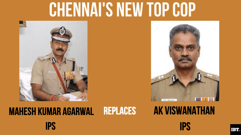 TN police force reshuffle