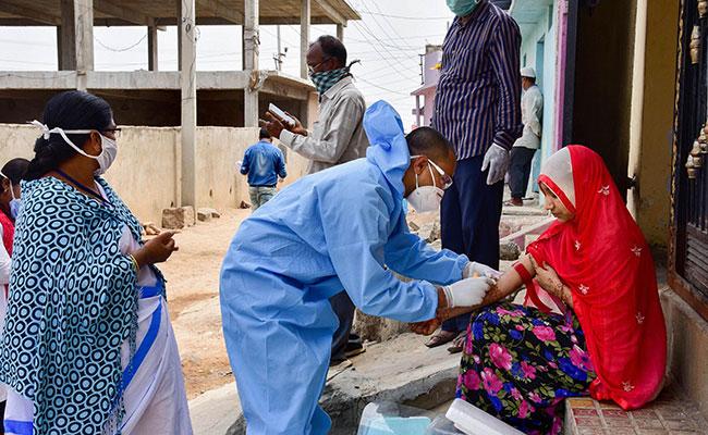 Bloqueo de Hyderabad recomendado por expertos médicos, decisión en 3-4 días