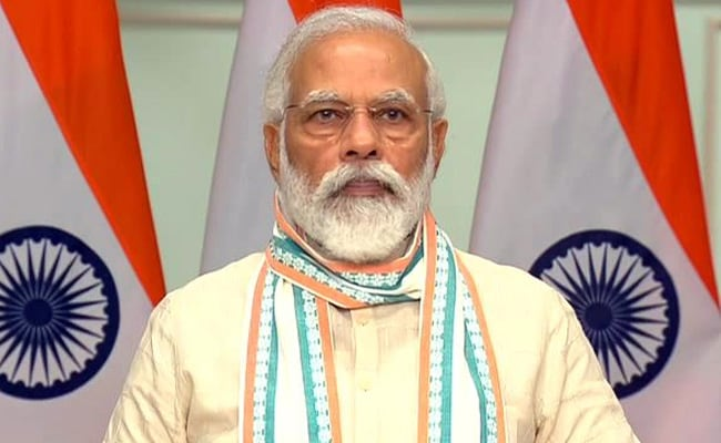 El Primer Ministro Narendra Modi compara las muertes de COVID-19 en 4 países europeos y Uttar Pradesh
