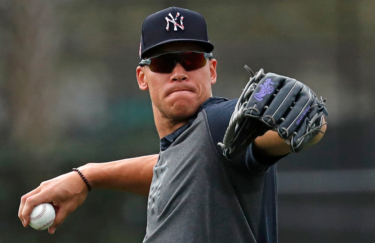 El estado de Aaron Judge entre las principales preocupaciones por los Yankees que regresan