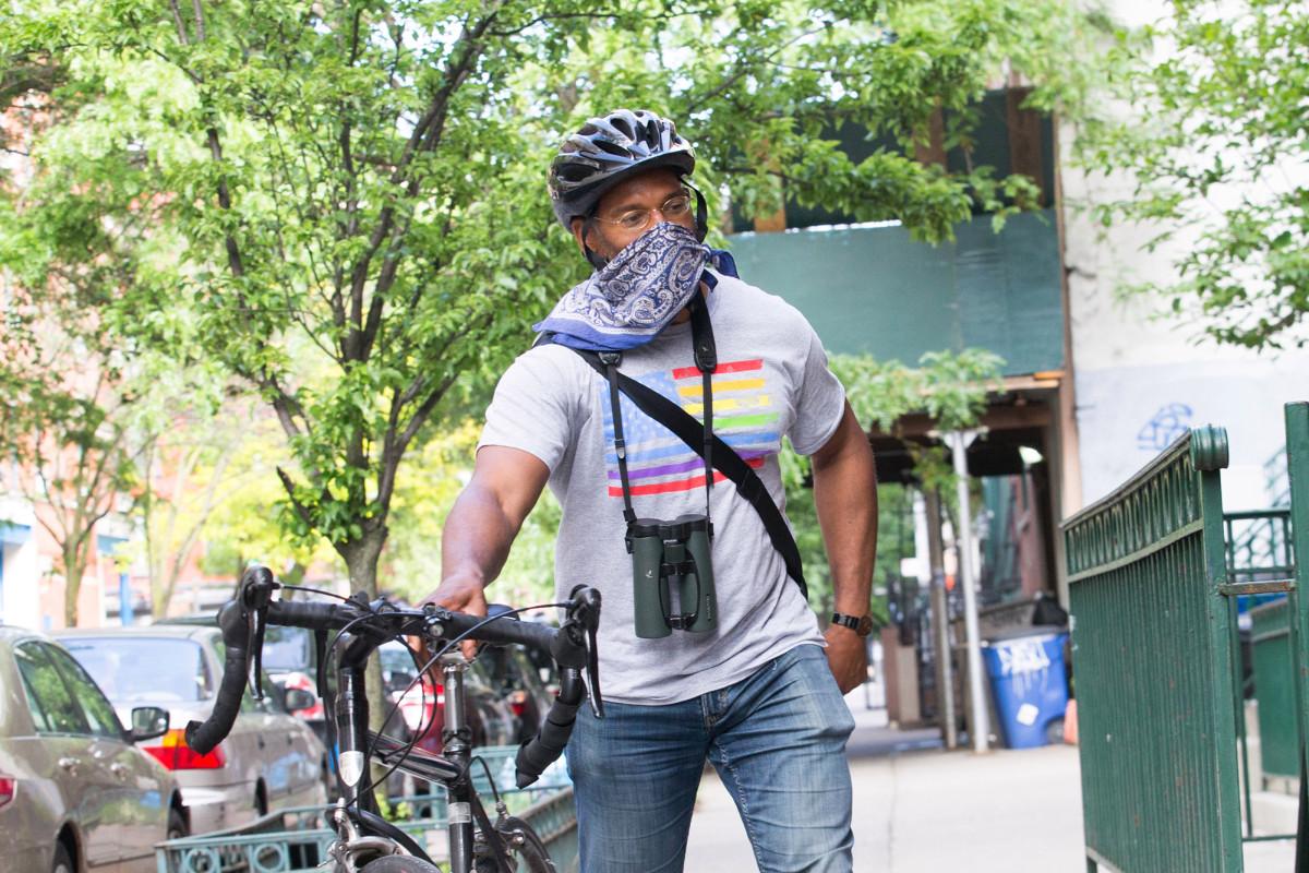 El observador de aves de Nueva York, Christian Cooper, organizará una excursión virtual sobre aves y raza