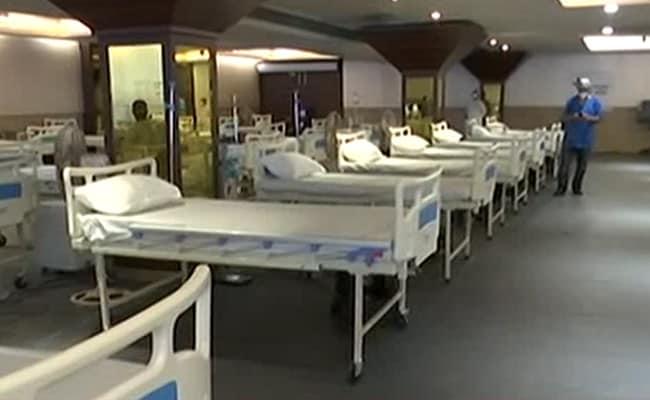El primer centro de banquetes convertido en salón COVID de Delhi es gratuito para los pacientes
