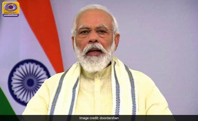 El primer ministro Narendra Modi dice que 80 millones de crore obtendrán granos de comida gratis hasta noviembre