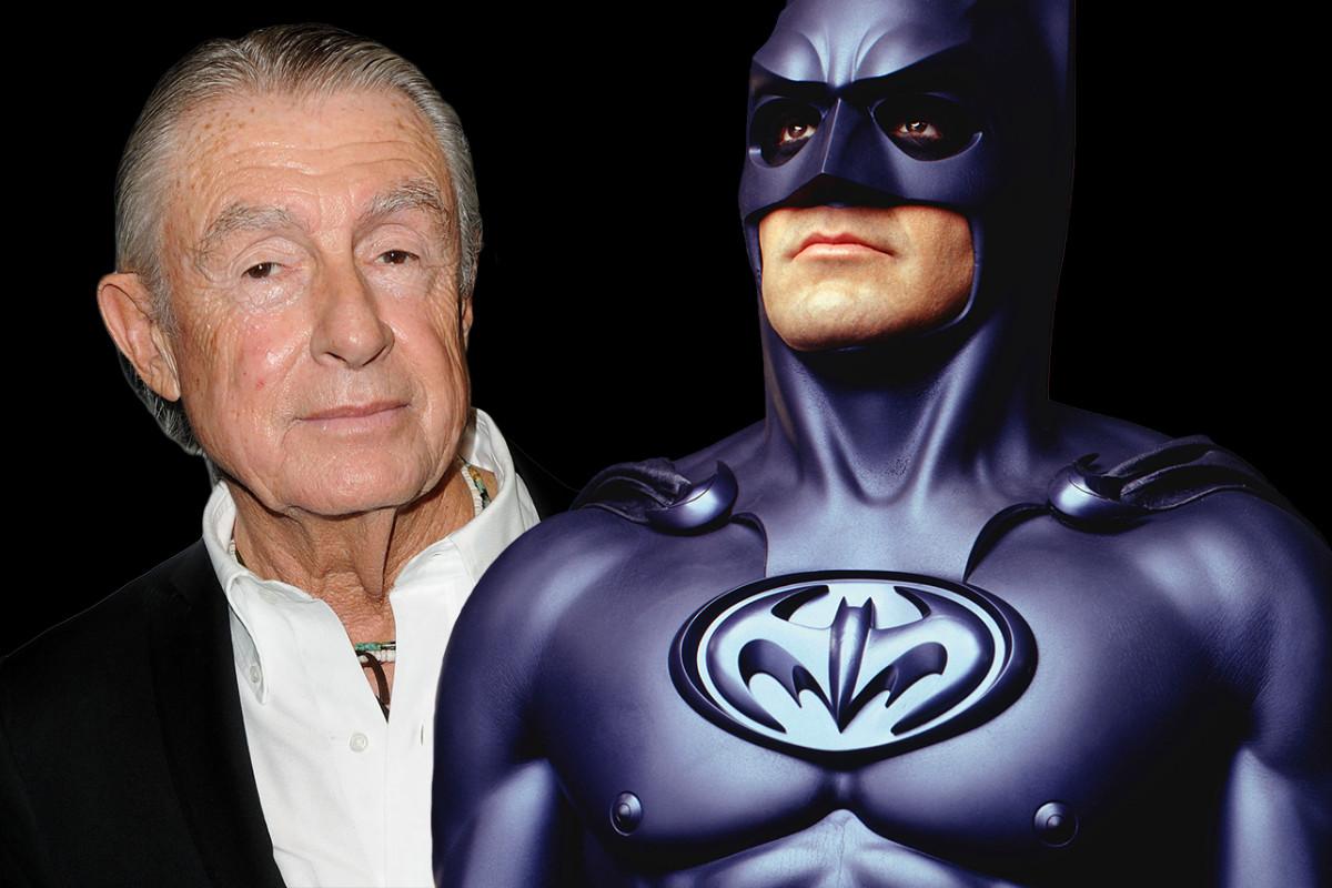 Joel Schumacher y 'Batman & Robin': ¡Los pezones murciélagos eran realmente genios, tontos!