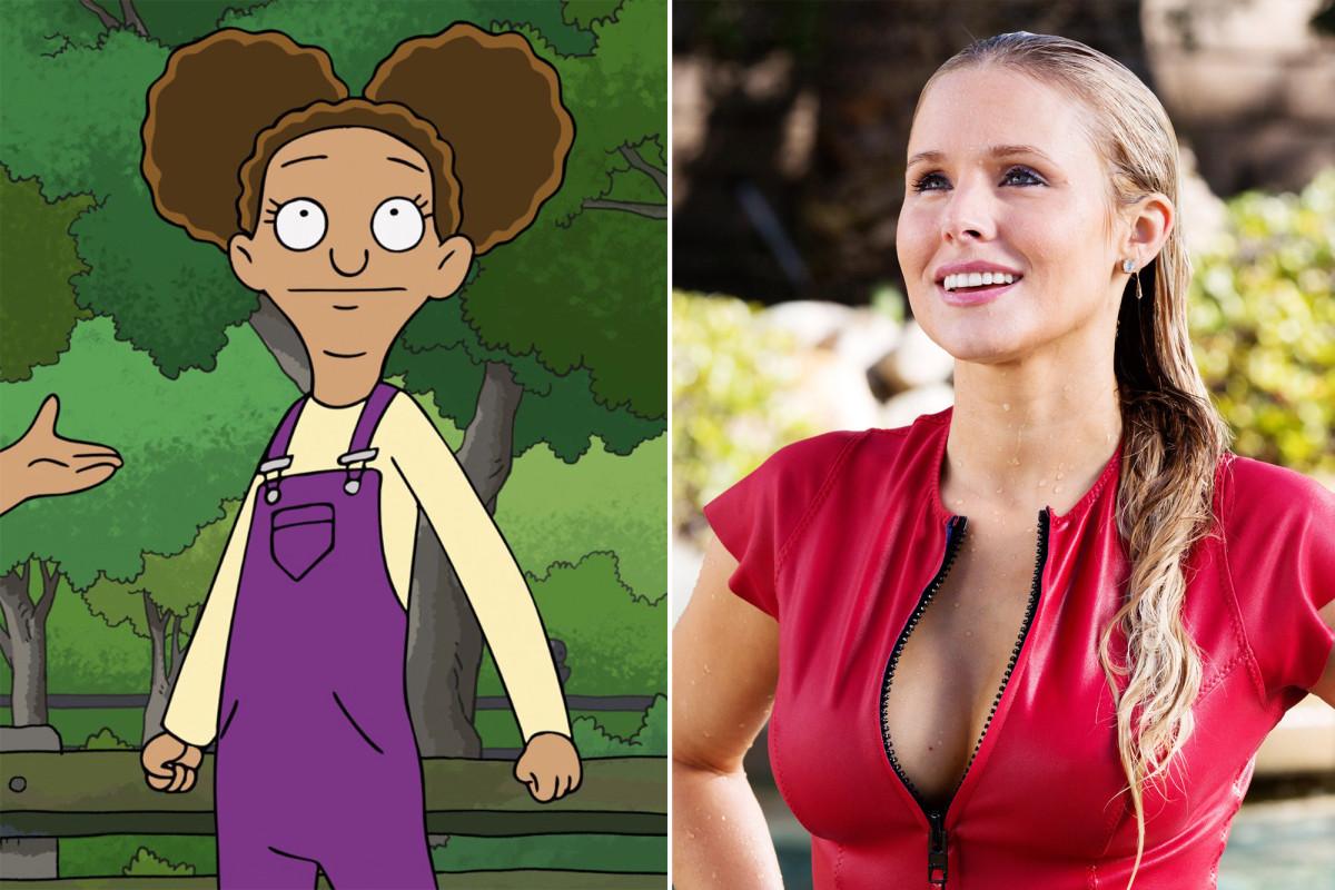 """Kristen Bell sale de """"Central Park"""", será reemplazada por una actriz negra"""