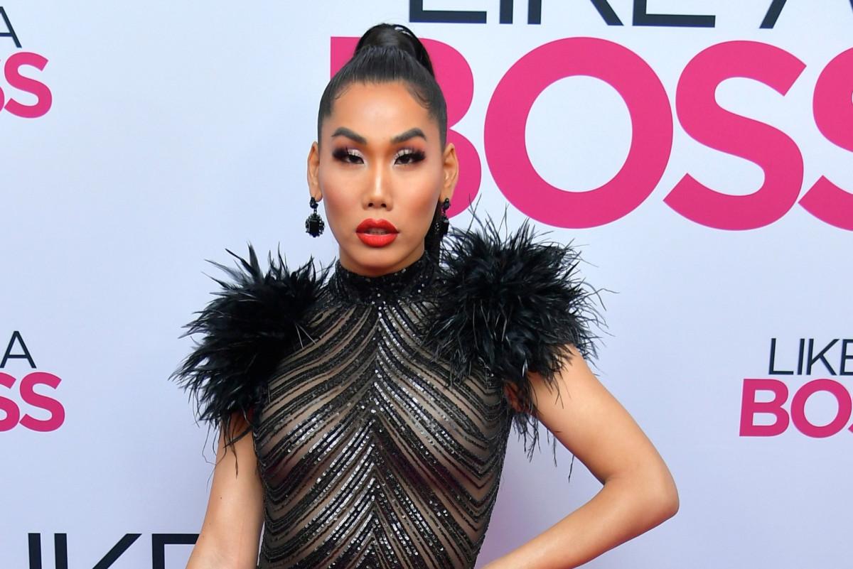 La concursante de 'RuPaul's Drag Race', Gia Gunn, piensa que COVID-19 es un engaño