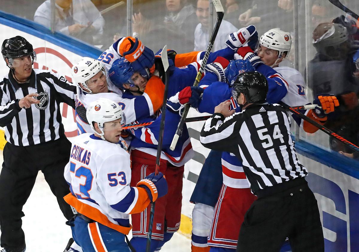 La lotería de la NHL deja la primera selección de draft que se decidirá en el próximo sorteo
