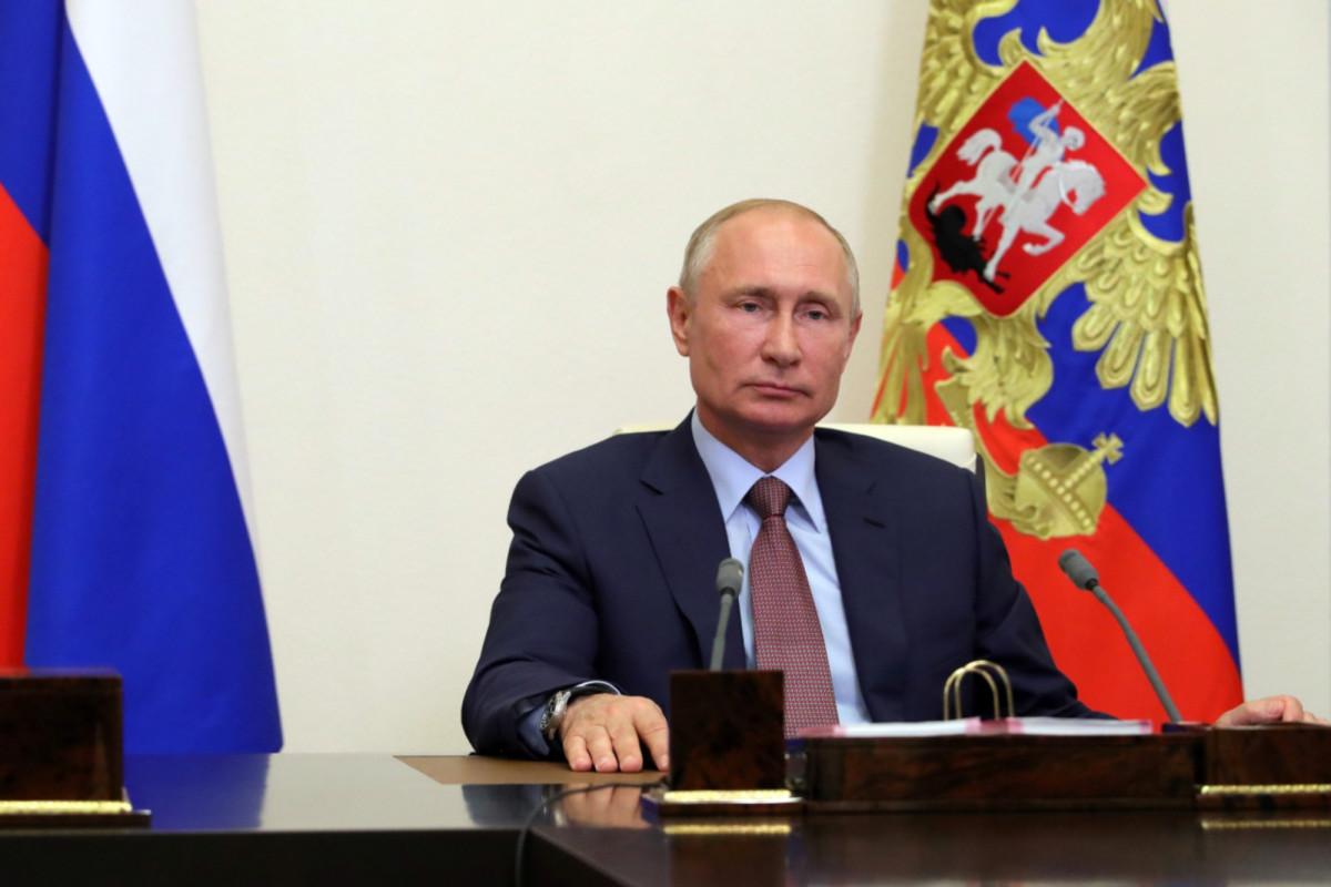 Las encuestas de salida del estado ruso muestran un 76% de reformas que podrían extender el gobierno de Putin