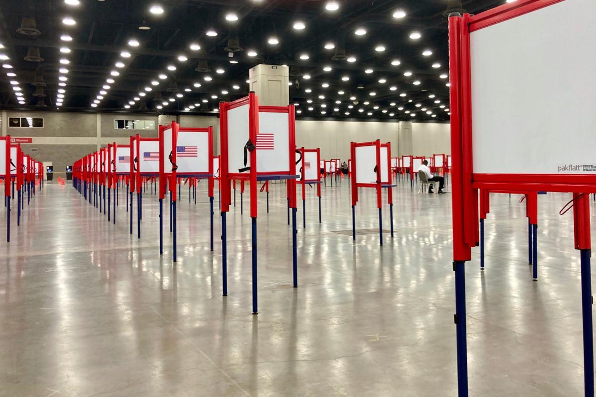 Louisville tendrá solo un lugar de votación abierto para las elecciones del martes