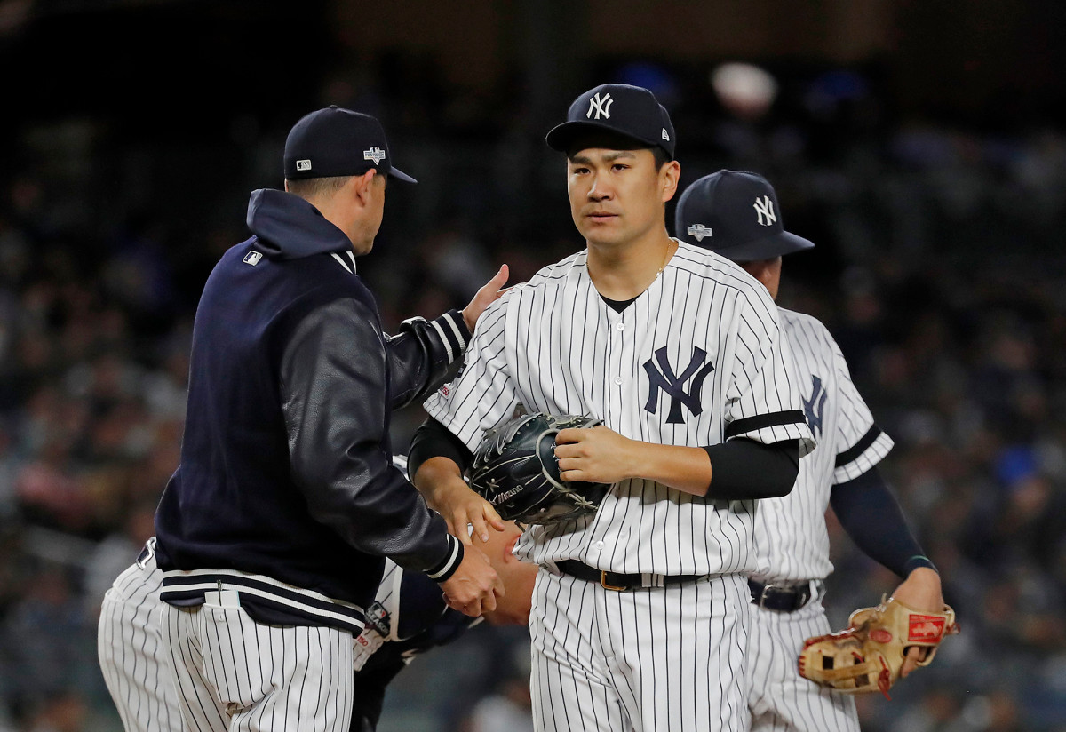 Masahiro Tanaka listo para regresar a aguas desconocidas de los Yankees