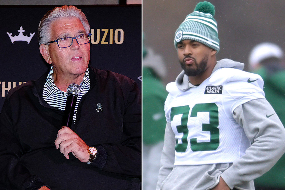 Mike Francesa destroza a Jamal Adams después de la solicitud de intercambio de Jets