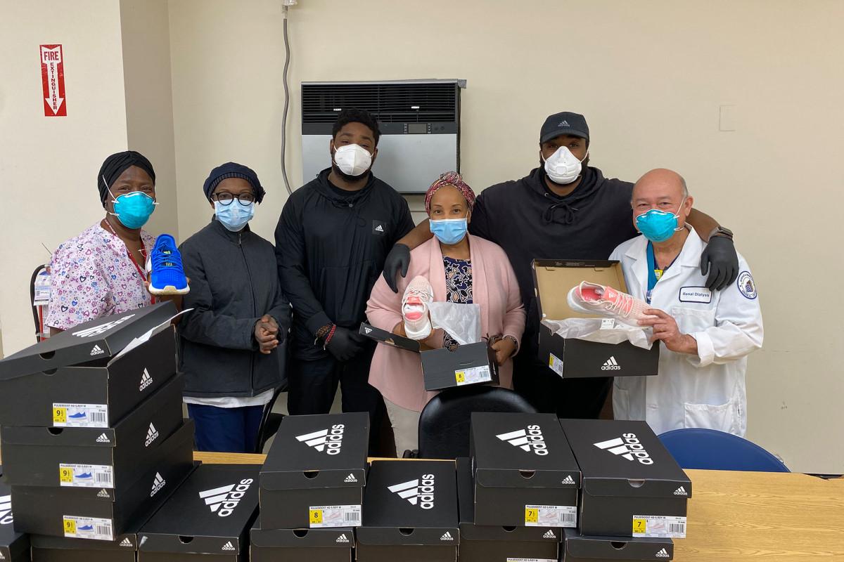 New York Jayhawks usando el apagado de coronavirus para siempre