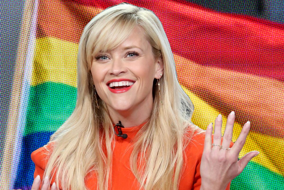 Reese Witherspoon no sabía acerca de las personas homosexuales hasta que se mudó a L.A