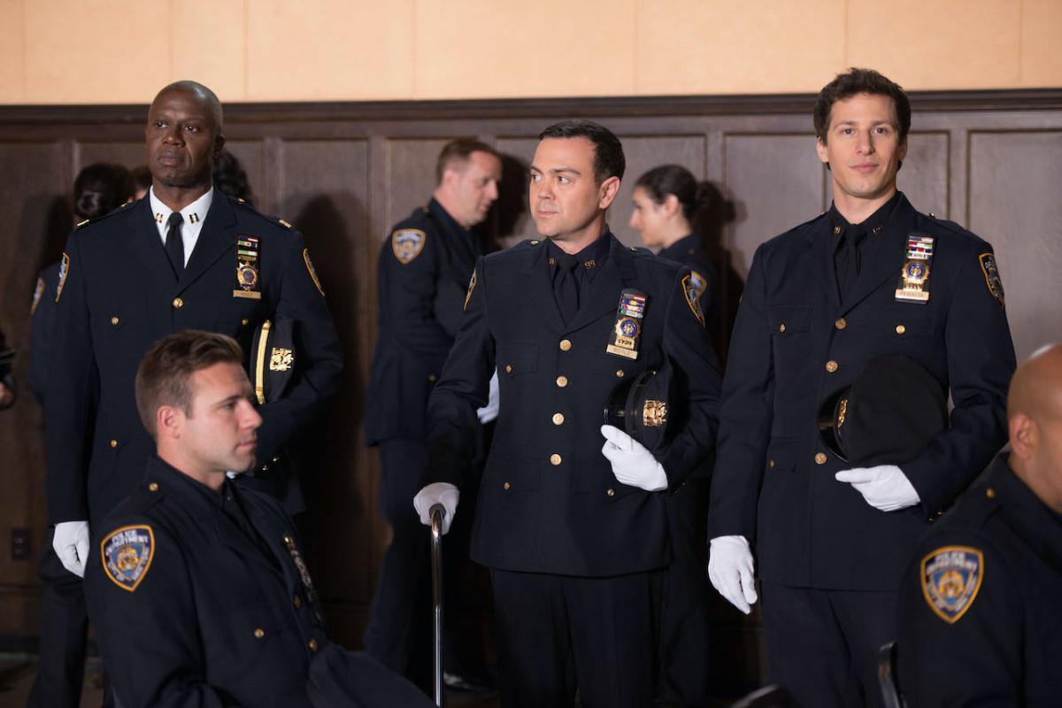 Terry Crews dice episodios de nueve y nueve cortes en Brooklyn después de la muerte de George Floyd