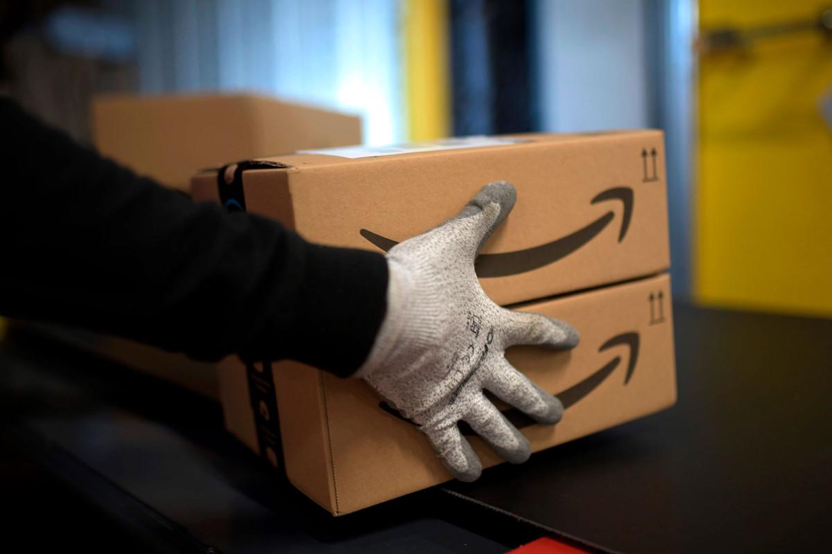 Trabajadores de Amazon en Alemania atacarán por infecciones de COVID-19