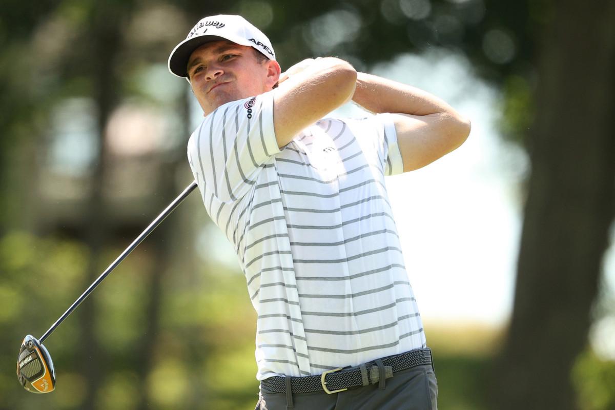 Will Gordon, el último joven golfista que hace la mayor parte de la aparición de los viajeros