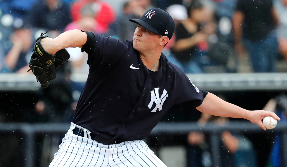 Yankee Zack Britton 'emocionado' y confiado en los protocolos de salud MLB