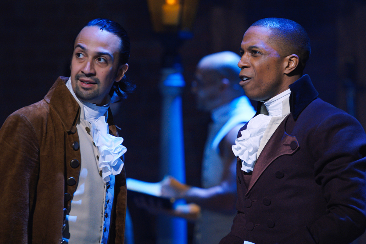¿Hamilton está en Netflix? Cómo mirar a Hamilton