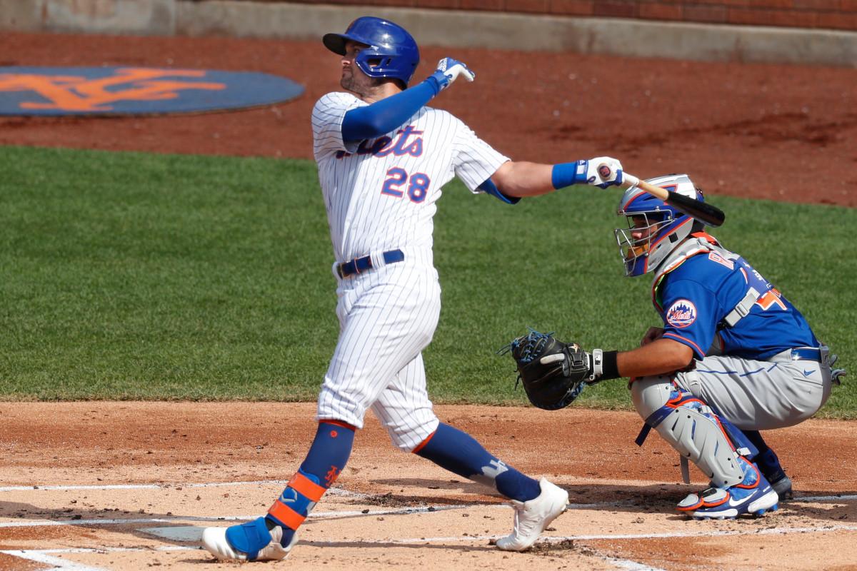 ¿Por qué Luis Rojas y los Mets no están preocupados por los murciélagos anémicos?