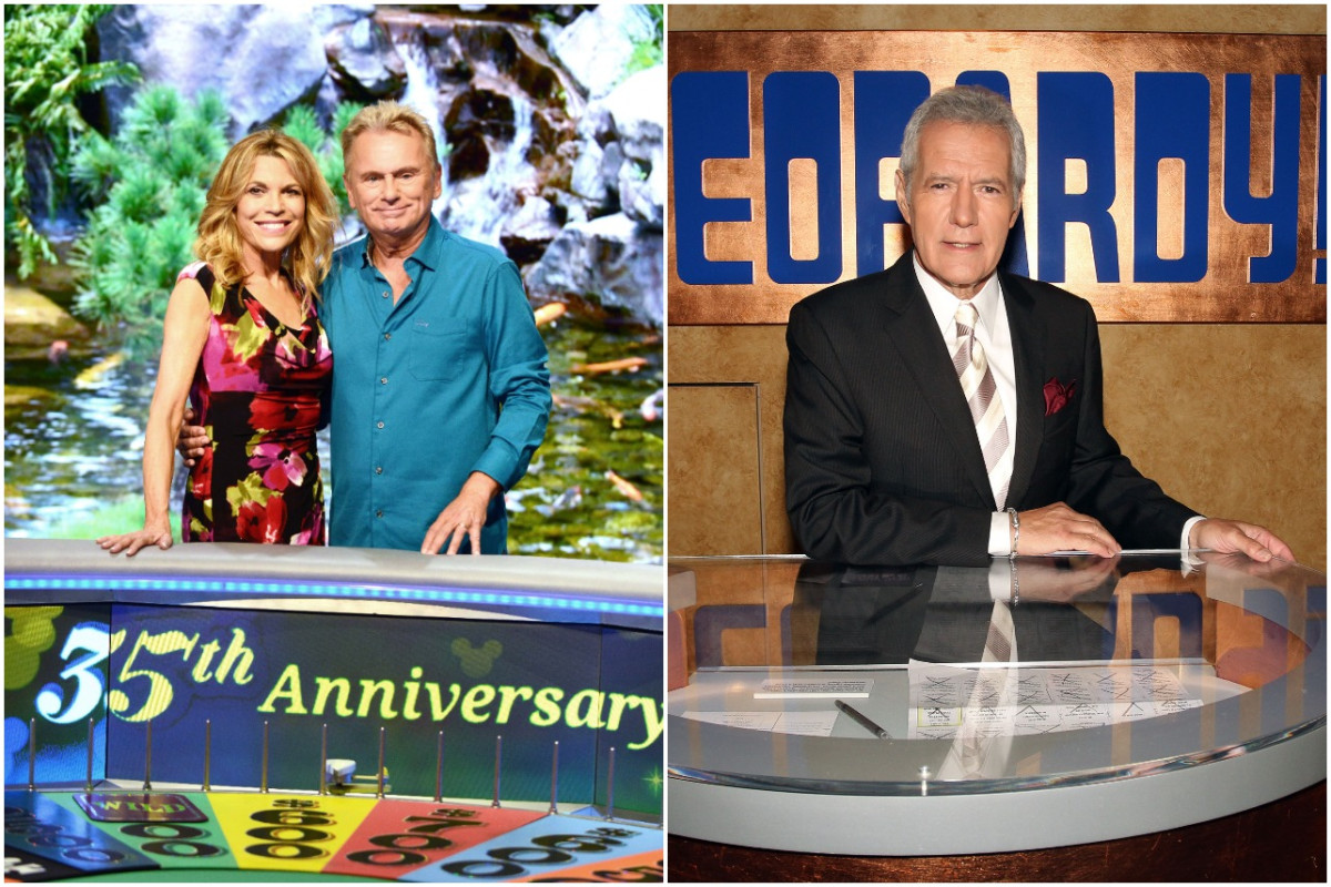 'Wheel of Fortune' y 'Jeopardy' regresan al estudio con sets rediseñados