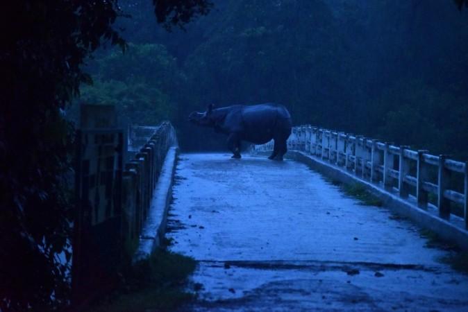 Inundaciones de Assam