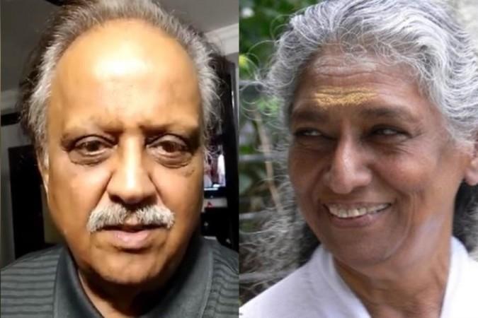 SP Balasubrahmanyam y S Janaki