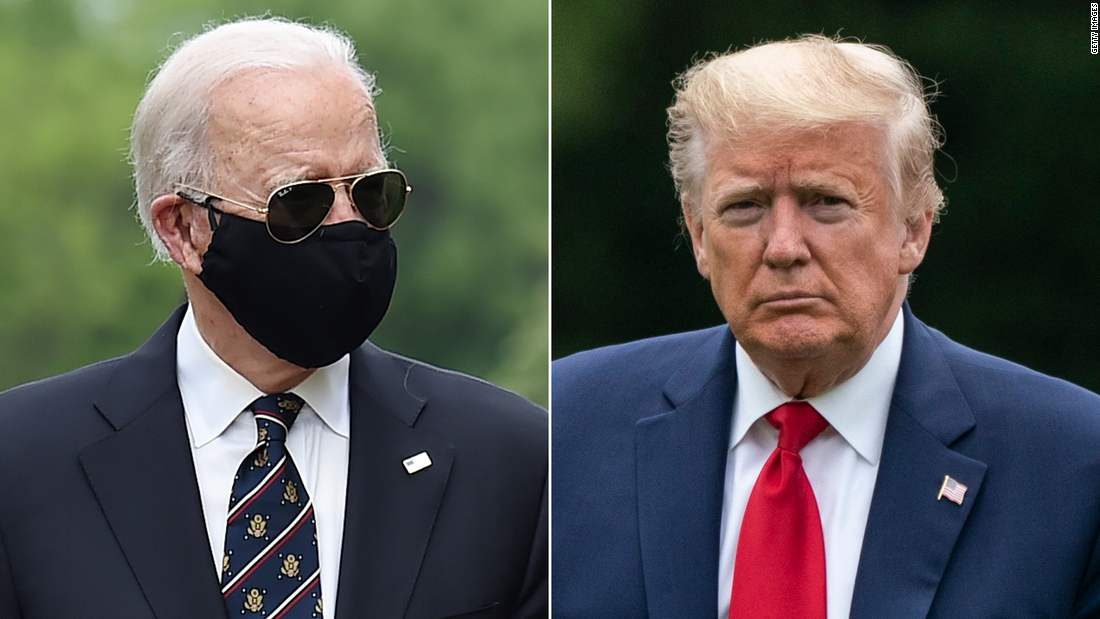 President Trump says he's 'all for masks'