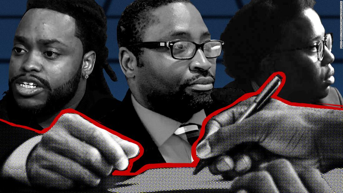 Los incidentes de 'banca mientras negro' se destacan cuando los manifestantes llaman la atención sobre el racismo en los EE. UU.