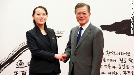 El caos en las Coreas ve a la hermana de Kim Jong Un emerger más fuerte que nunca