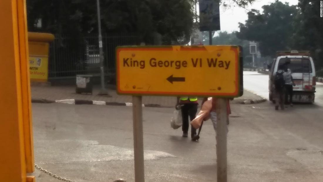 Desde Uganda hasta Nigeria, los activistas piden a sus gobiernos que eliminen los nombres de los colonialistas de las calles.