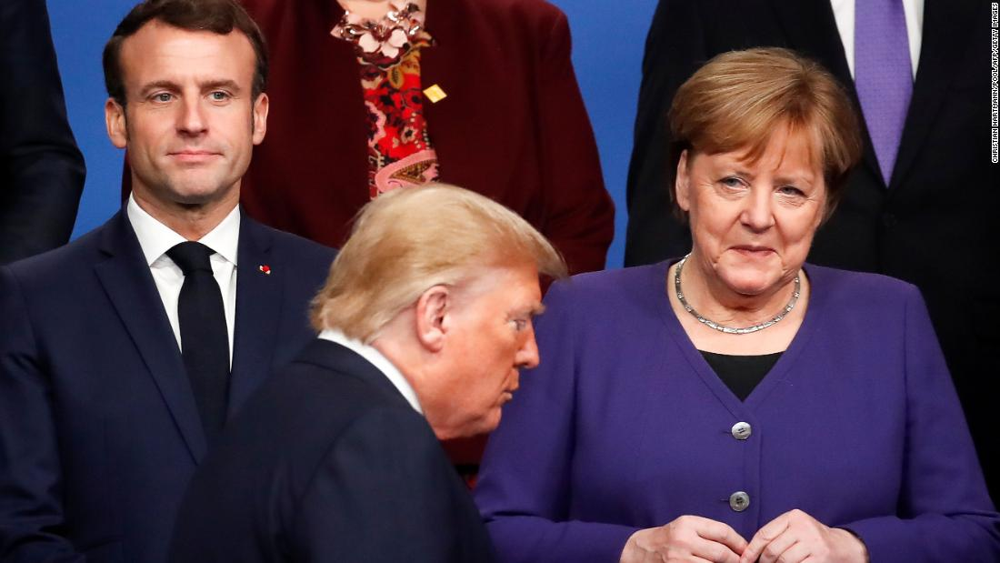 Why Europe's trust in Trump's America is tanking