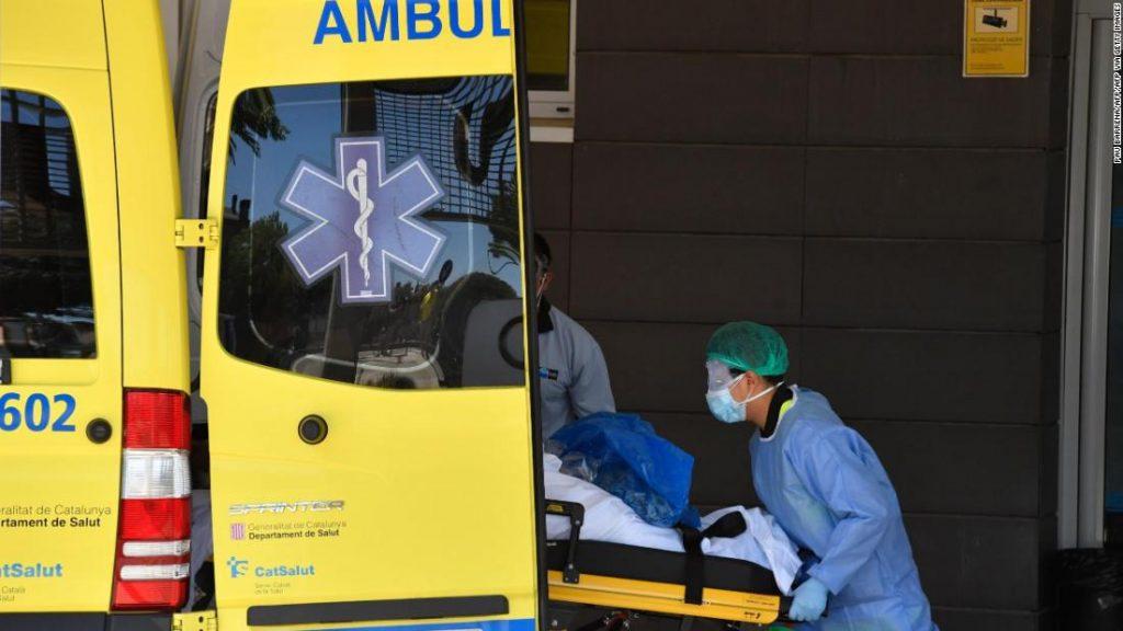 Coronavirus en España: orden de encierro por 200,000 en la provincia de Lleida