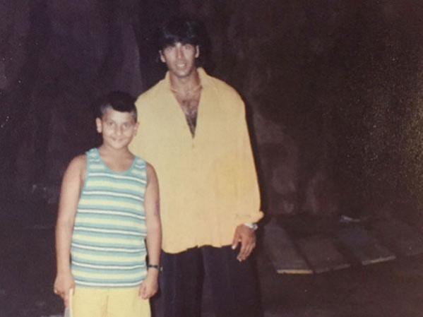 Ranveer Singh con Akshay Kumar