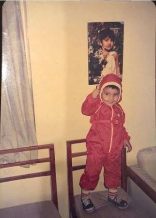 La infancia de Ranveer Singh