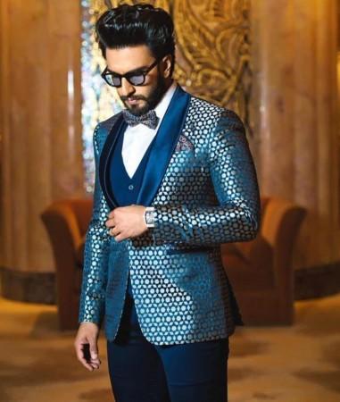 Cosas costosas propiedad de Ranveer Singh